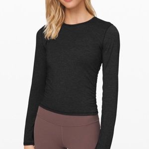 Lululemon Without Pause Long Sleeve